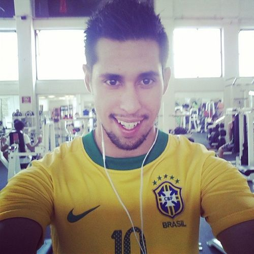 Brasil Worldcupmood Gymday2