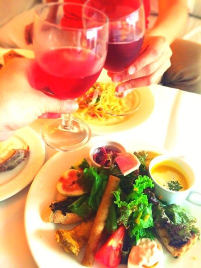 Bistrotcafedeparis Vegetable Cheers Enjoying Life