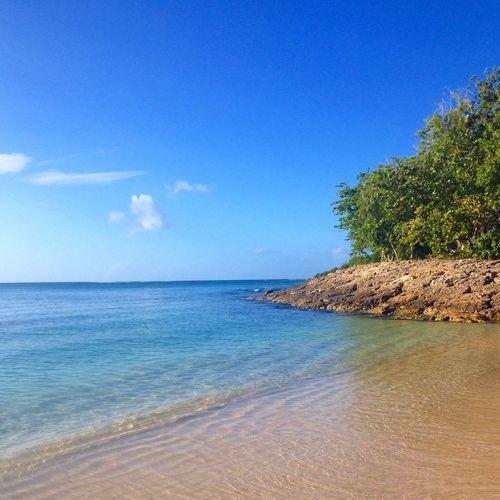 Traveling Travel Wanderlust Beach Beautiful Nature Guadeloupe Life Is A Beach Sea Landscape