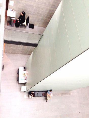 Modern Architecture 近代建築 Good-sensend Attrantive Personality  Hyogo-prefectural-museum-of-art 兵庫県立美術館