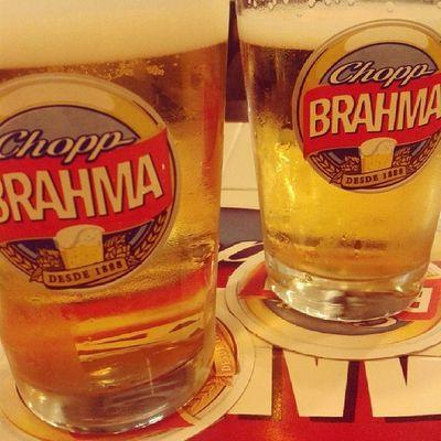 Segunda-feira de folga com meu amor. @du_ze Folga Florianópolis Brahma Choppbrahma