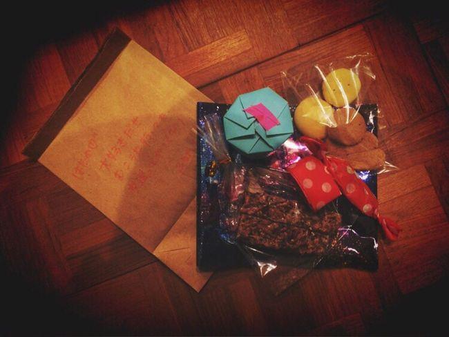 Whiteday Sweet Cute KAWAII Chocolate Cookie Friend Love Bff だいすき♡ またね ちょっとだけお別れになっちゃう大事な友達とバイバイしてきた😢ちょっとだけだけどやっぱり寂しいな。そしてバレンタインのお返し♡