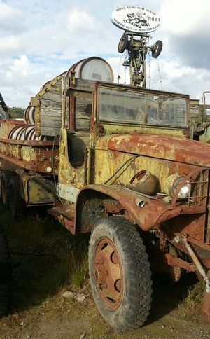 Military Car Old Military Car Rustycar Taking Photos
