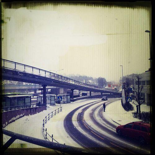 Snow perspective