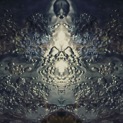 """""""At the tide pools of creation"""" (2016) Water Weird Art Abstraction Distorted Images Abstract Art Abstract Weird But Beautiful Liquid Textures And Surfaces Fluidity Mirror Effect Repetition Pattern Soft Light Glowing No People Imaginary Landscapes Imaginary World Imaginaryplaces"""