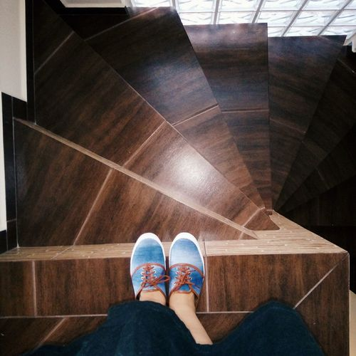 Escada Tenis Melissa Upstairs Stairs