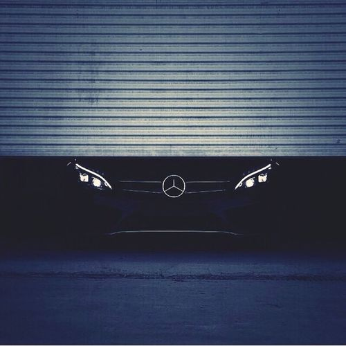 Hello World Mercedes AMG That's Me