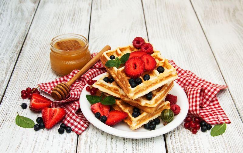 Waffles Waffles