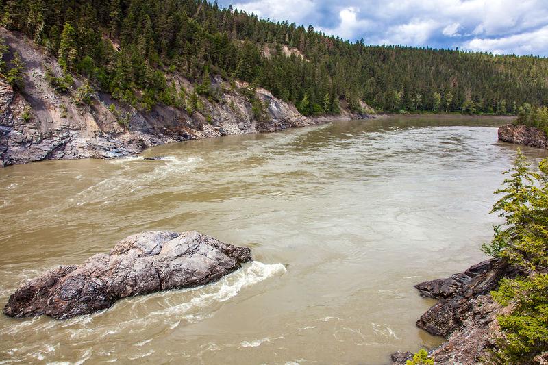 Fraser River at