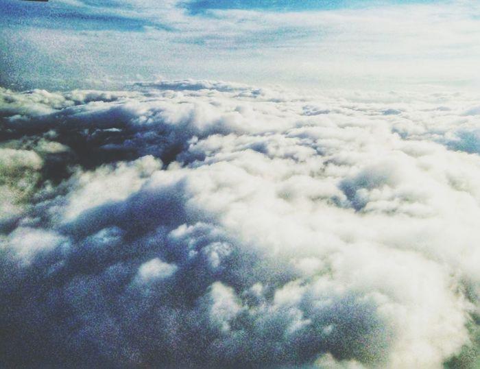 cloud Airplane