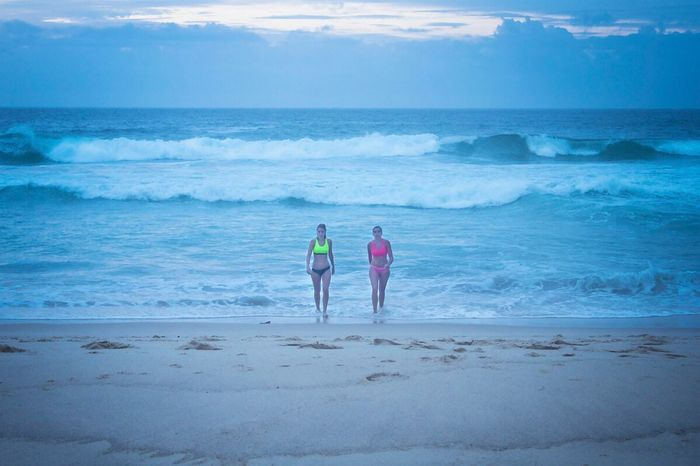 Nothing like a morning swim before work! Coastin Tamarrama Followme Australia