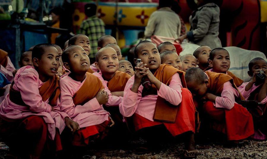 Amaze! Travel Photography Bkkwavestudio Yangon, Myanmar Potrait_photography