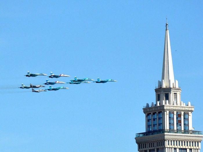 ДеньПобеды 9мая Moscow, Москва парад репетиция парада