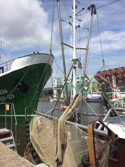 Seaside Ship Harbor HarborCity First Eyeem Photo