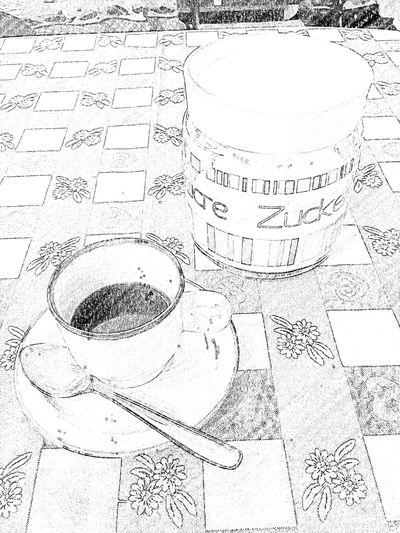 First Eyeem Photo sugar coffe