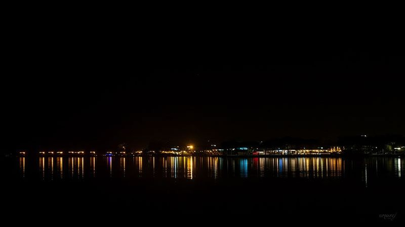 ....waiting for the new year Night Reflection Illuminated No People Water Outdoors The Week Of Eyeem Canonphotography Canon_official EyeEm Gallery Night Lights Nightlights Night View Lake Lake Garda Lagodigarda PeschieraDelGarda Canon_photos Tranquil Scene Silence Silence Moment