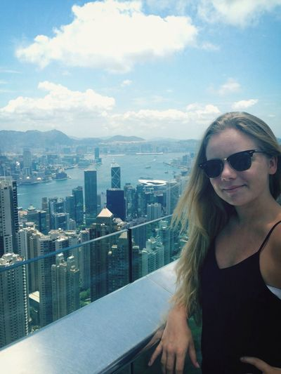 Hk HongKong Thepeak Turist