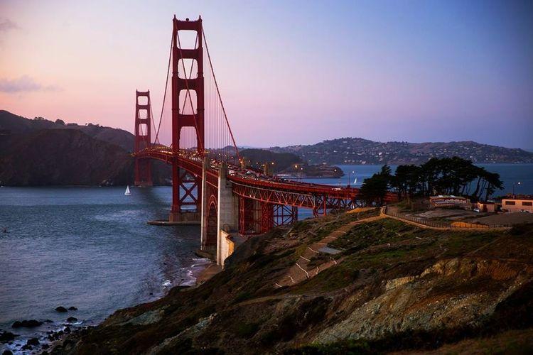🍀 Bridge over