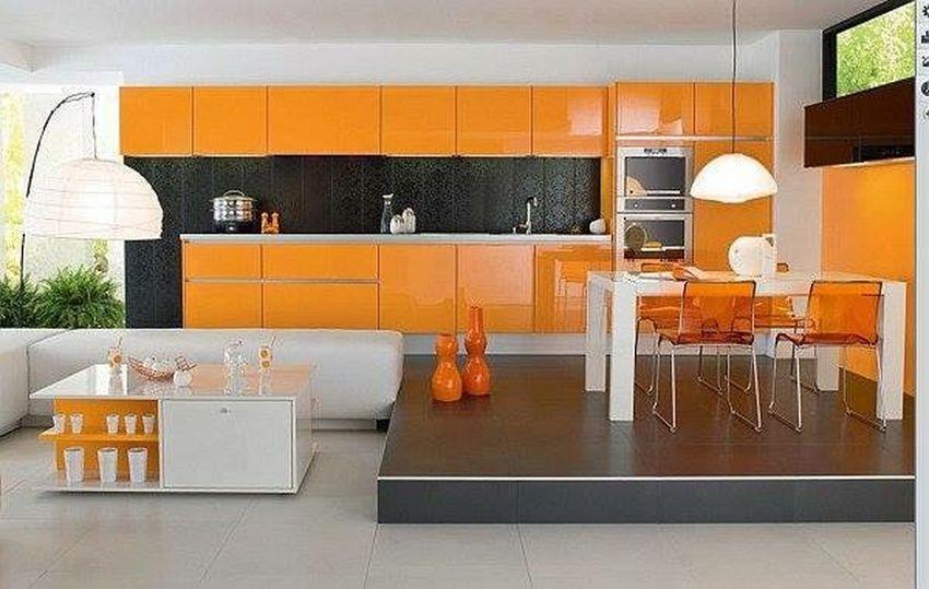 Render Contemporary Interior Design Design Minimalism Moderndesign Useofspace Openkitchen Naturesbeauty