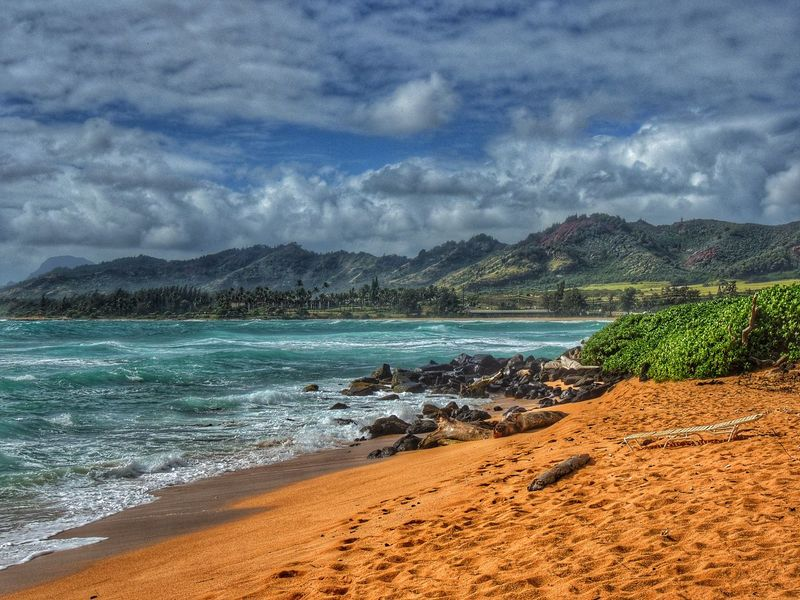 Kauai Hawaii Hawaiishots EyeEm Gallery Eyeemphotography Nature Photography Nature_collection Sky And Clouds Relaxing Taking Photos Landscape_Collection EyeEm Best Shots Pacific Island View  Island Island In The Sun Enjoying The View Relaxing