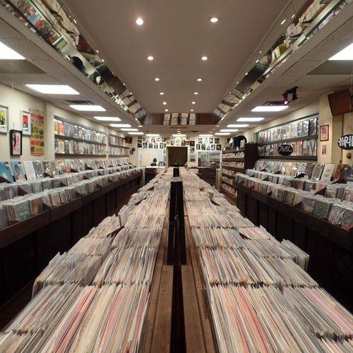 Vinyl Junkie.