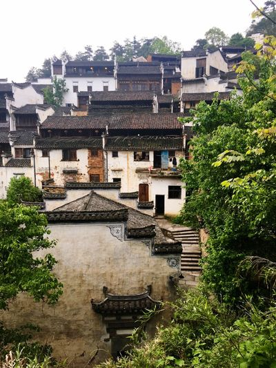 Photography Traveling Travel Wuyuan China Architecture Hangling,China Landscape