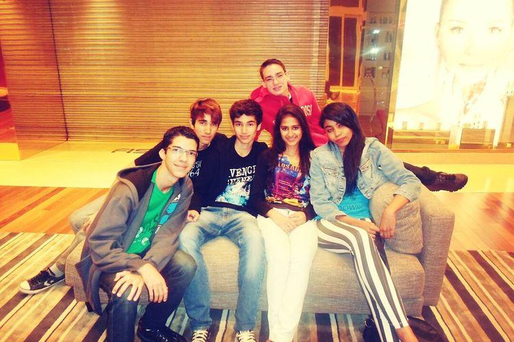 cinema with Friends <3