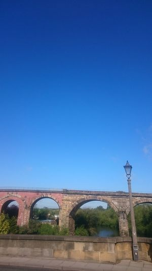 Yarm Darlington  Bridge Bright Outonthebike
