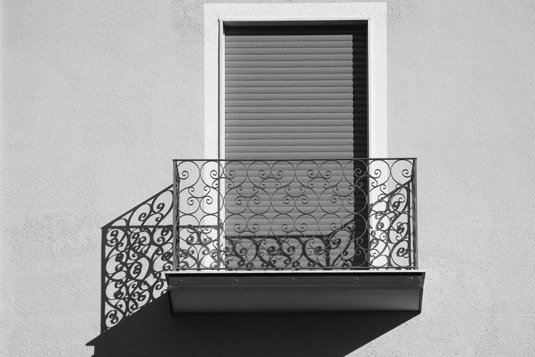 Architecture Built Structure Wall - Building Feature Day Building Exterior Window No People Outdoors Design Building Low Angle View Floral Pattern
