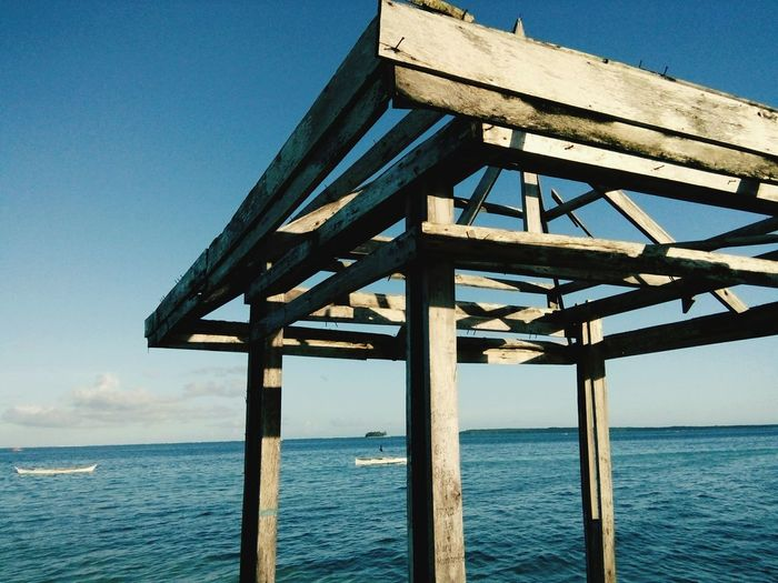 It's more fun in Siargao 😍 Sea Water Beach Sky Blue Nature Art Is Everywhere