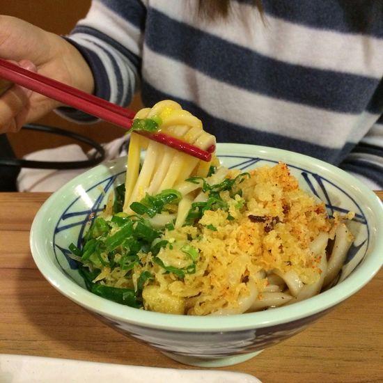溫玉烏龍麵 Udon Noodles Enjoying Life Food Rome Wasn't Built In A Day