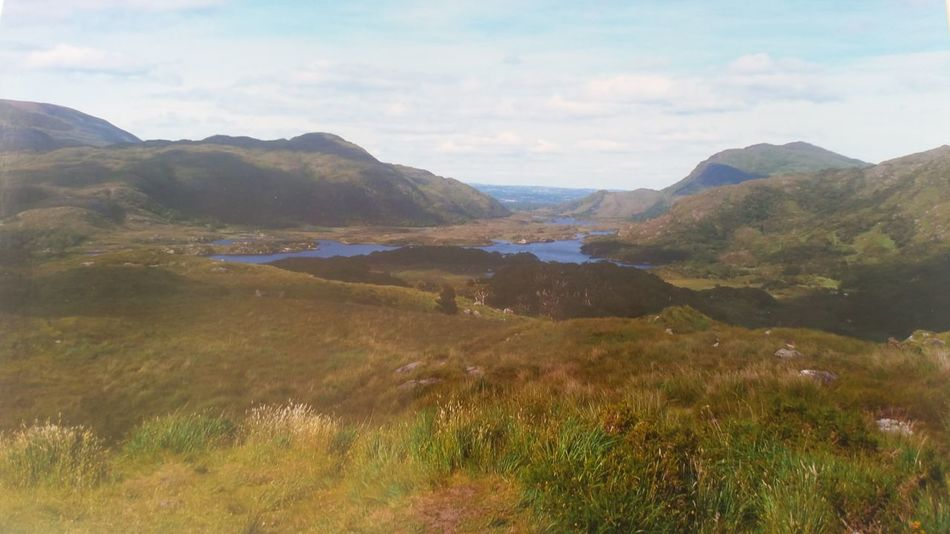 Mountain Landscape Outdoors Mountain Range Travel Destinations Tranquility Beauty In Nature Scenics Holidays In Ireland Ladies View Killarney National Park Travel Destinations