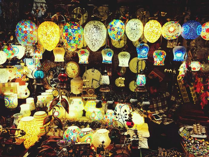 Lets hope to bring some light amidst darkness Flee Market Festive Lights Lights No People Full Frame For Sale Abundance Lighting Equipment Backgrounds Arrangement Market Collection Hanging Multi Colored Pattern Creativity Retail  Choice First Eyeem Photo