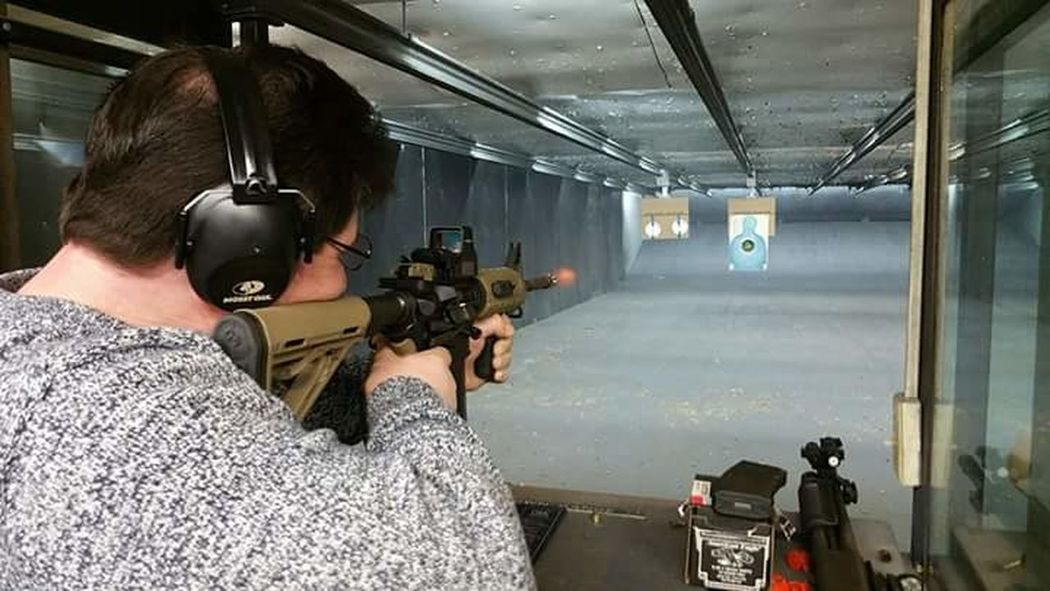 Gun Range Bushmaster