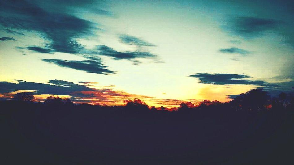 Again!  Beautiful BeautifulSunRise EyeEm Nature Lover Arkansas Sunrise