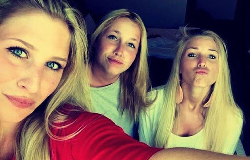 The Blonde Squad in Dubai MyDubai ❤ Tannerdays