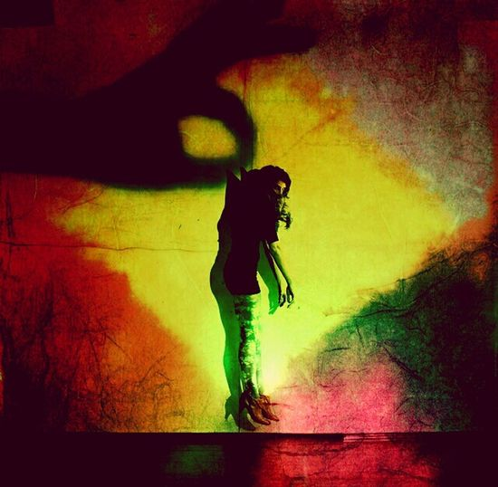 Check This Out Shadow Hands Creative Light And Shadow Shadow-art Hanging Out Shadows And Backlighting Color Explosion Urban Colorsplash lady hanging