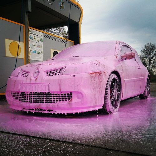 Pink :D Renaultclub RenaultSport Rsmegane Meganesport