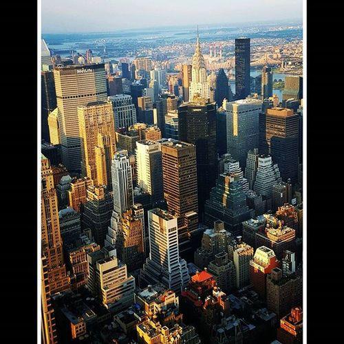 NYC Empirestatebuilding Sunset Amichespeciali Bigfriendsforbigbalotte Skyscrapers 2015  Instalove Instagood TagForLikes Ciaone Iloveit