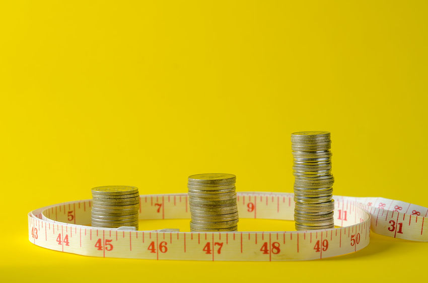 Arrangement Business Coin Colored Background Copy Space Currency Economy Finance Finance And Economy Indoors  Investment Large Group Of Objects Making Money No People Savings Side By Side Stack Still Life Studio Shot Wealth Yellow