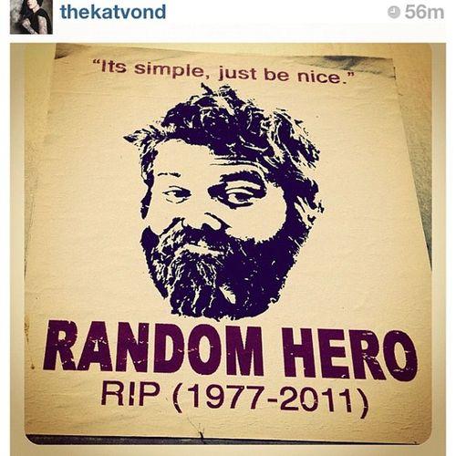 RIP Ryandunn RandomHero
