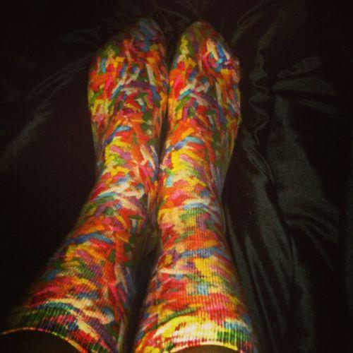 Sprinklesocks Socks Crazysocks  Crazy sprinkles love my new socks they are cute