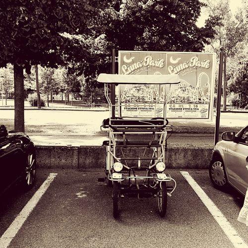 Auto a pedali