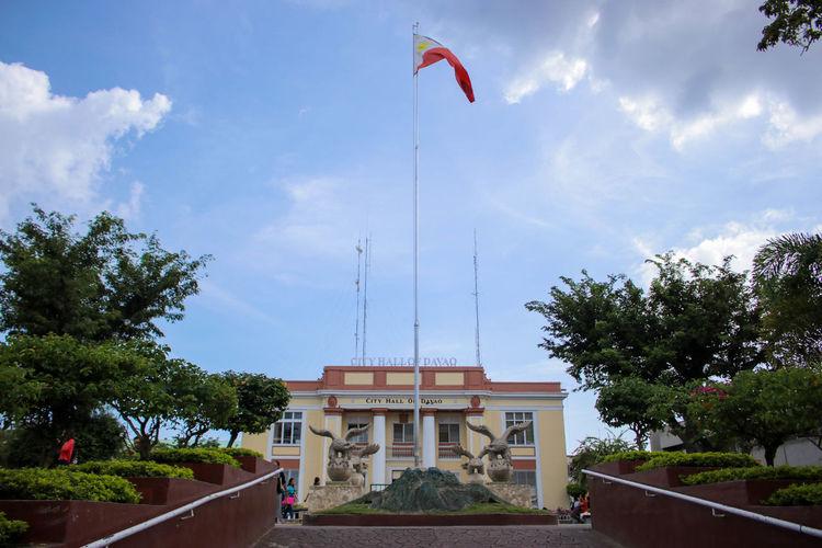 City Hall of