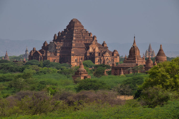 Temple of Bagan Temple Bagan Travel Travel Photography Ancient Civilization Place Of Worship Business Finance And Industry History Architecture Tourism Famous Place Tourist Attraction  Civilization Temple - Building Pagoda Stupa Old Ruin