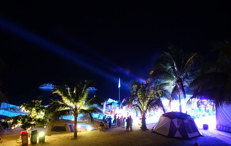 The island music festival in Redang Island Beach Beachparty Musicfestival Let's Go. Together. Boats Night Beach Beach Photography Beach Life Beach View Boats And Sea Boats At Night Beach Party Lights On Beach Beach Camping Beach At Night . Investing In Quality Of Life Breathing Space One Step Forward Modern Workplace Culture