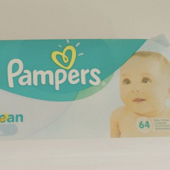 Pampers Pamper بامبرز Baby