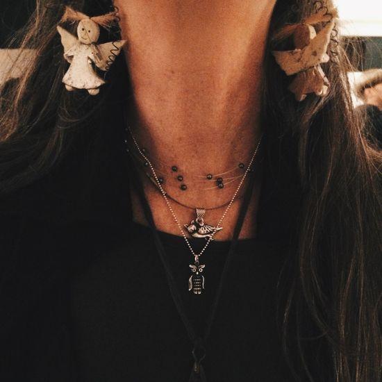 Bracelet Jewelry Jewellery Style Stylish Woman Female Necklace Neck Accessory Accesories