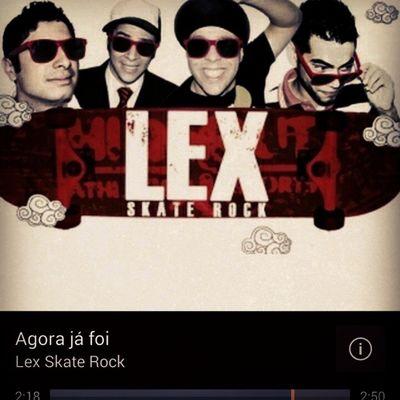E agora já foi (8 Lexskaterock Lex Lexgo