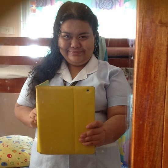 Summer class officially starts now... April16 Eyebags Chubby ReadyForSchool
